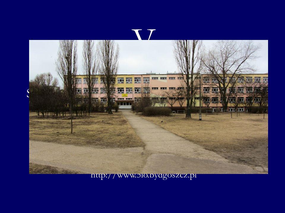 Serdecznie zapraszamy w nasze szkolne progi!!. V Liceum Ogólnokształcące im.
