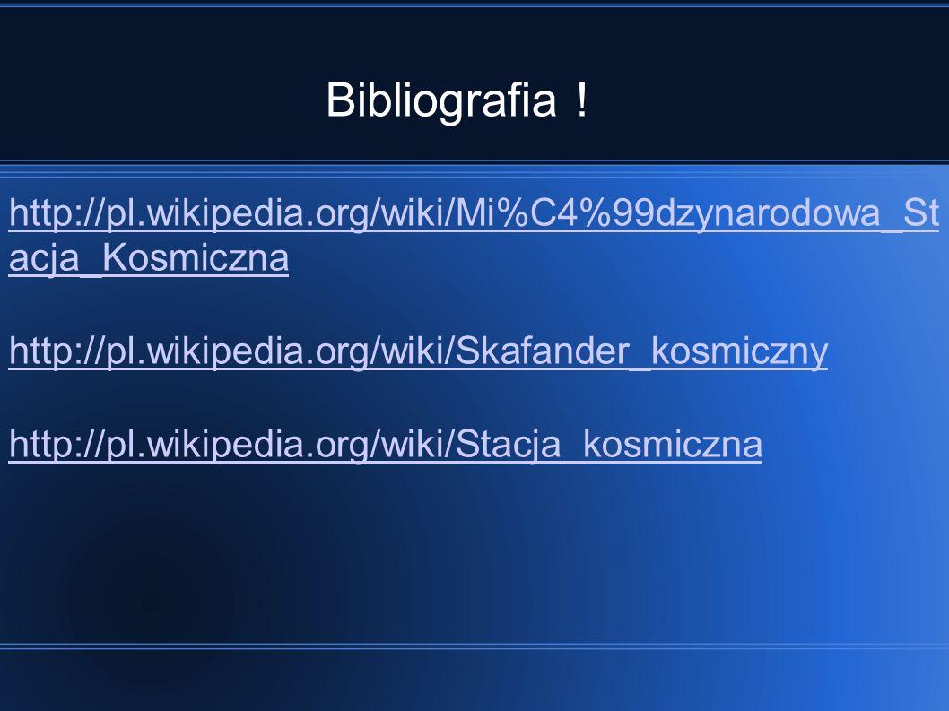 Bibliografia .