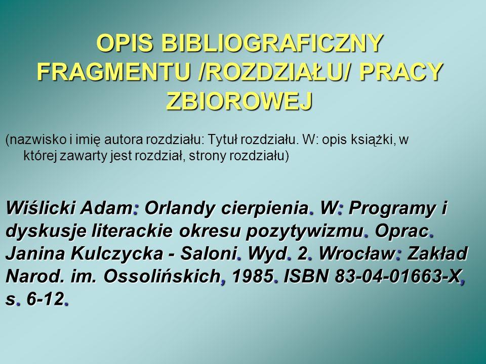 OPIS WIERSZA (z antologii wielu autorów) Kamieńska Anna: Adam i Ewa.