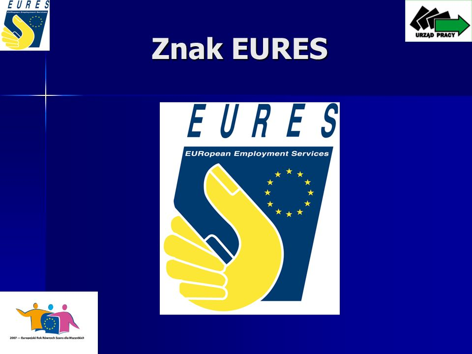 Znak EURES