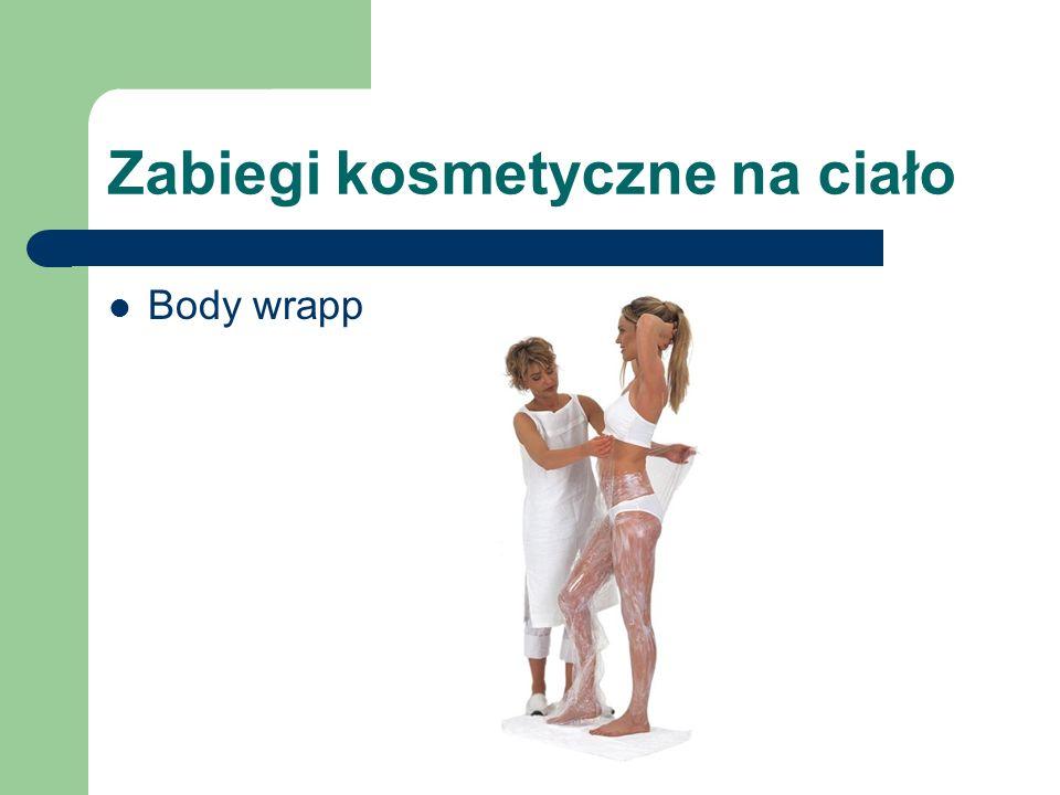 Zabiegi kosmetyczne na ciało Body wrapp