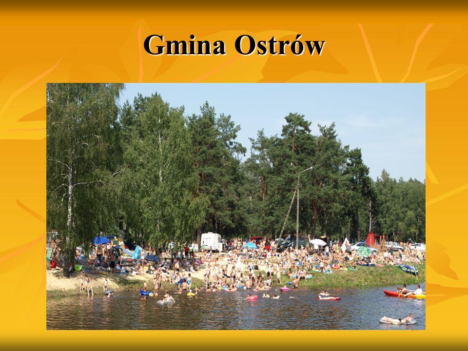 Gmina Ostrów Gmina Ostrów położona jest w powiecie ropczycko-sędziszowskim, w województwie podkarpackim.
