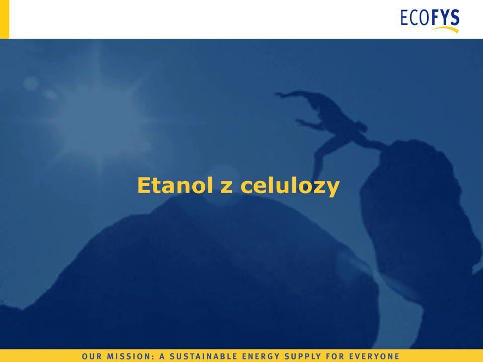 Etanol z celulozy