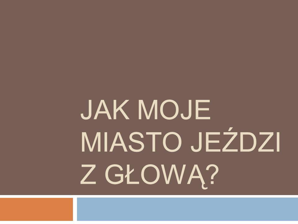 Nasza szkoła Gimnazjum nr 4 w Ciechanowie bierze udział w programie Fundacji BGŻ Jeżdżę z głową