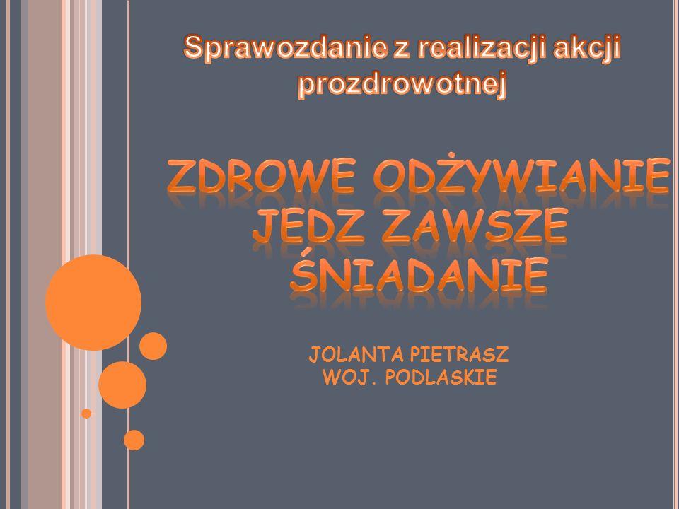 JOLANTA PIETRASZ WOJ. PODLASKIE