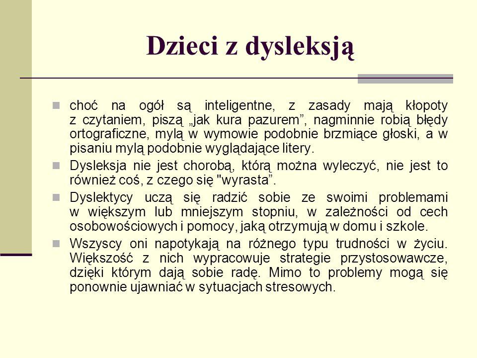 Pisarz duński, autor najpiękniejszych baśni, był dyslektykiem.