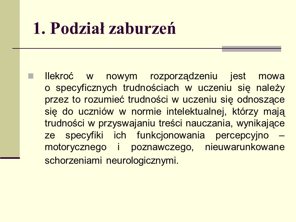 LITERATURA PODSTAWOWA Bogdanowicz M.: Ryzyko dysleksji.