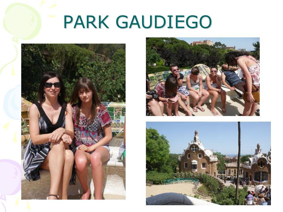 PARK GAUDIEGO