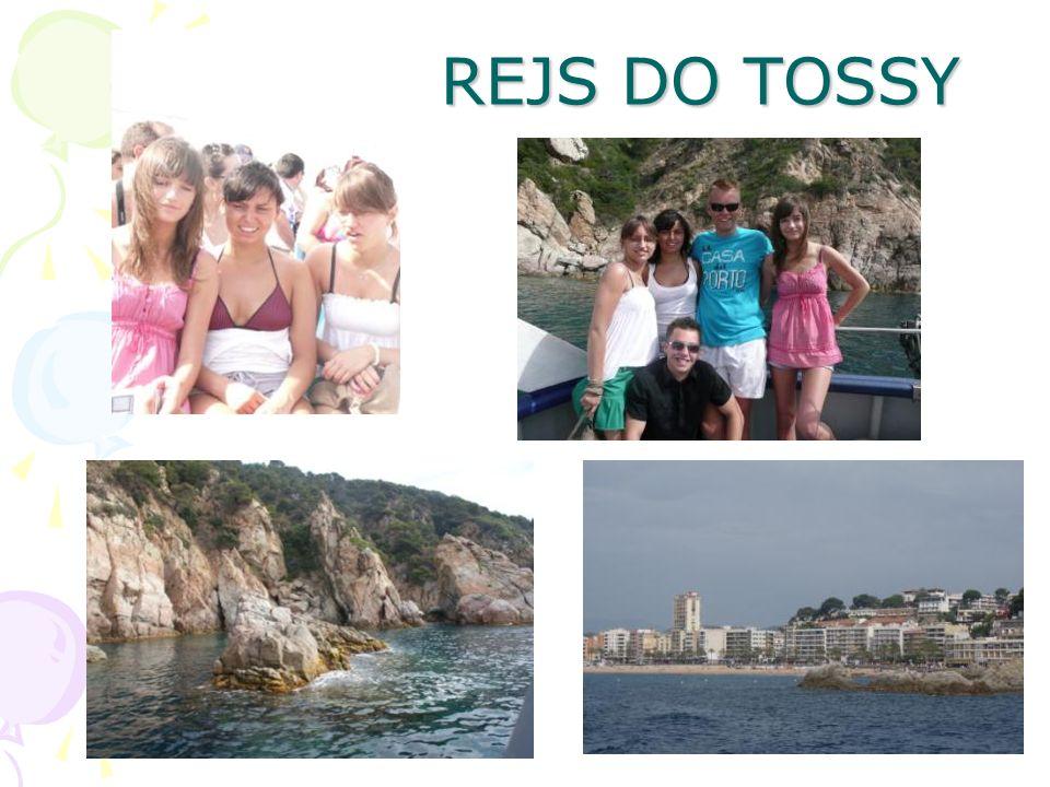 REJS DO TOSSY