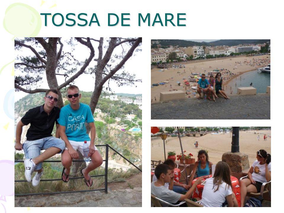 TOSSA DE MARE