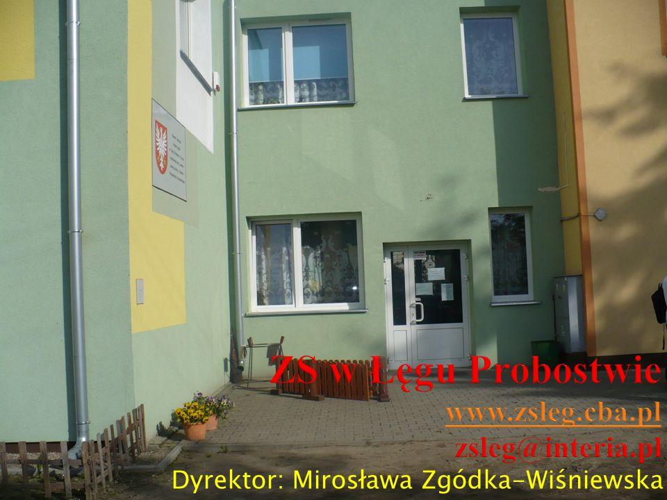 Dyrektor: Mirosława Zgódka-Wiśniewska