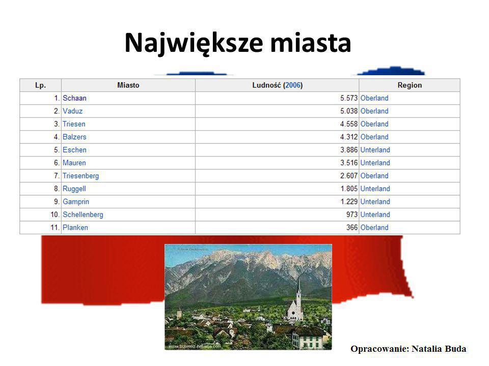 Położenie geograficzne Liechtenstein jest państwem leżącym na zachodzie Europy. Całkowita powierzchnia kraju wynosi 160 km2. Liechtenstein nie posiada