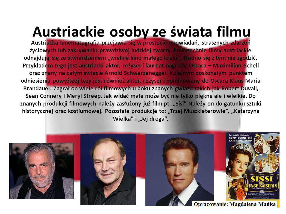 Austriackie osoby ze świata nauki Austria i jej dokonania myślicielskie są niezwykle interesujące. Przyznać trzeba, że do elity austriackich filozofów