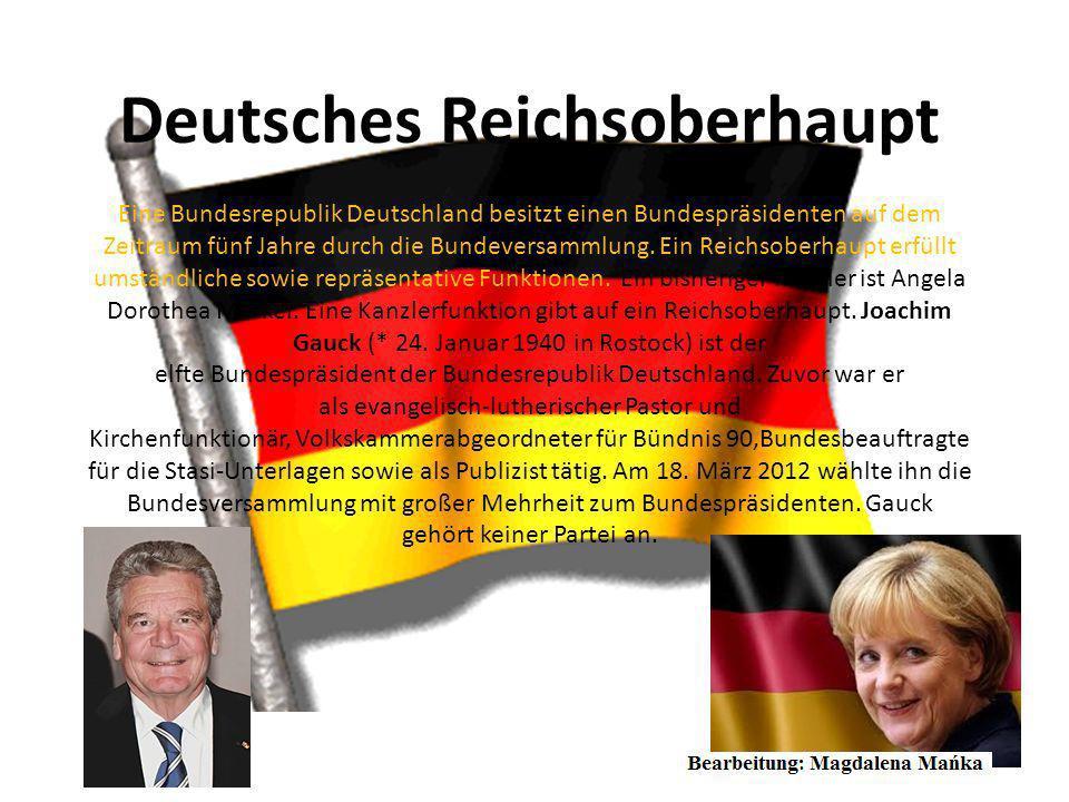 Die Fahne Die Flagge der Bundesrepublik Deutschland oder Bundesflagge ist ein deutsches Staatssymbol. Sie ist eine Trikolore aus drei gleichgroßen hor