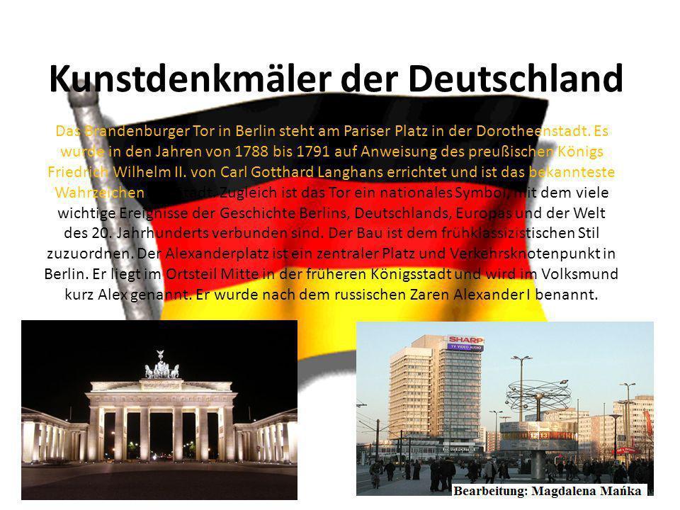 Berlin Frankfurt Hamburg Monachium