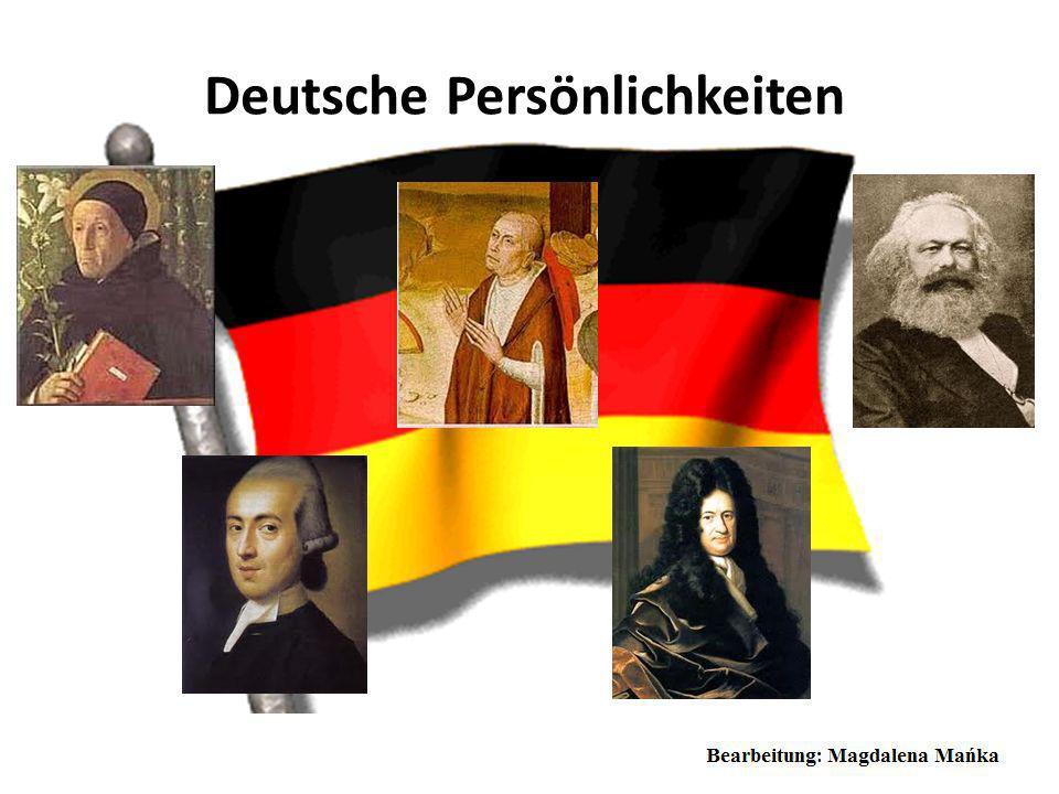 Deutsche Persönlichkeiten Als Deutsche Philosophie bezeichnet man die Philosophie des deutschen Sprachraums. Aufgrund der aufgespaltenen deutschen Ges