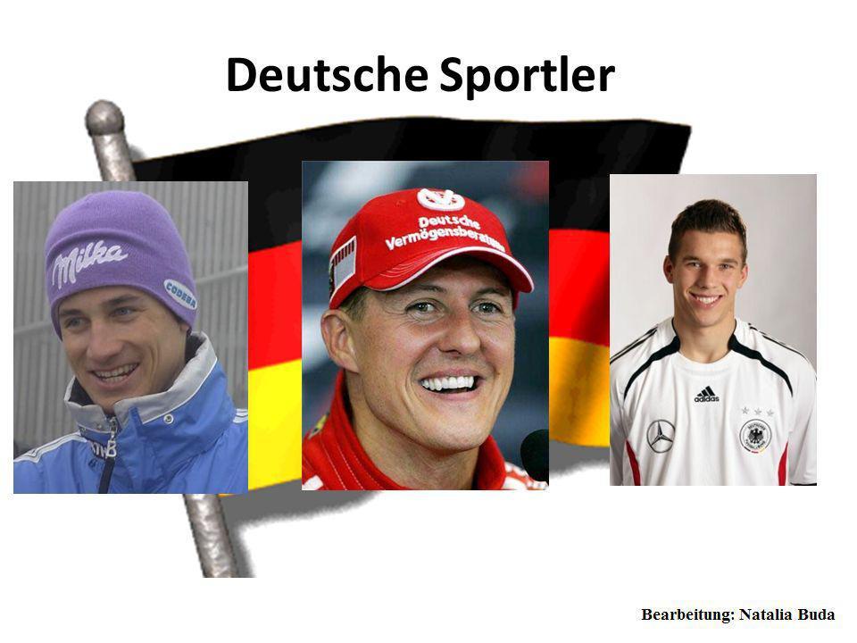 Deutsche Sportler Martin Schmitt (* 29. Januar 1978 in Villingen-Schwenningen) ist ein deutscher Skispringer. Er startet für den Skiclub Furtwangen. S