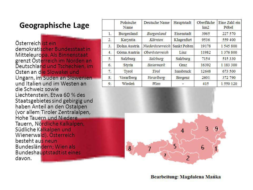 Die Fahne Die Flaggen Österreichs leiten sich vom rot-weiß-roten Schild Österreichs aus dem frühen XIII Jahrhundert ab. Seitenverhältnis: 2:3 Der Bind