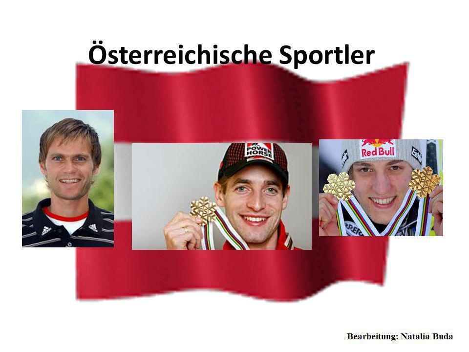 Österreichische Sportler Andreas Widhölzl (* 14. Oktober 1976 in St. Johann in Tirol), Spitzname Swider, ist ein ehemaliger österreichischer Skispring