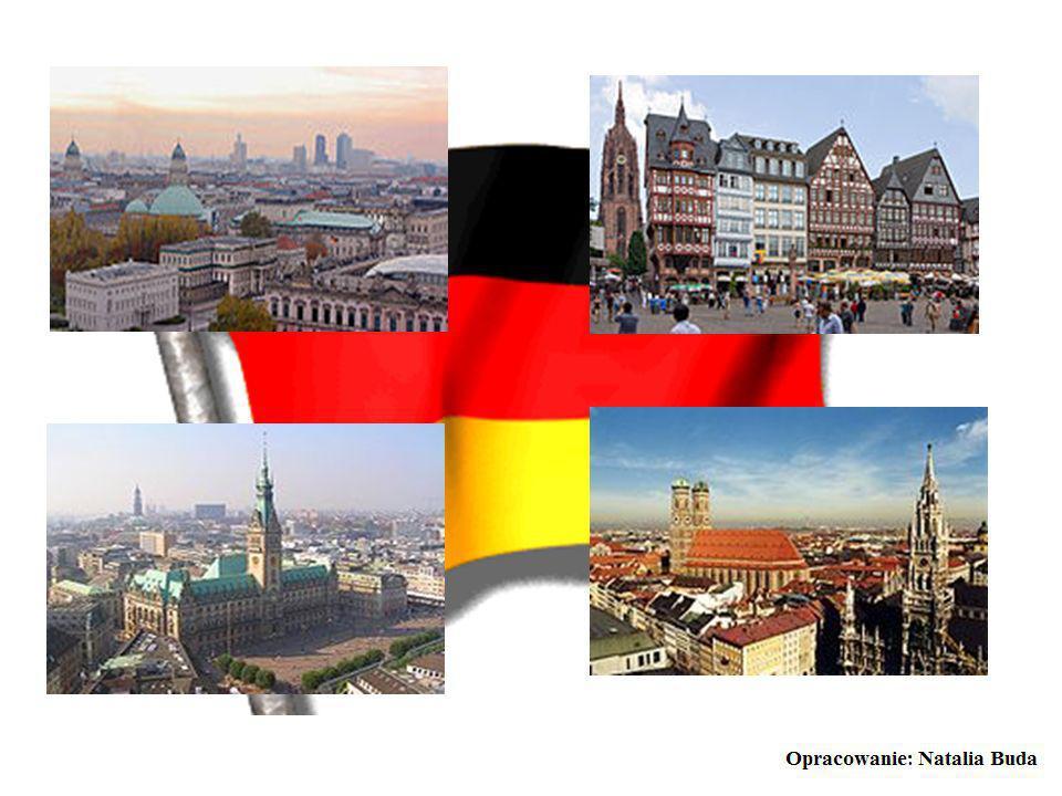 Największe miasta w Niemczech