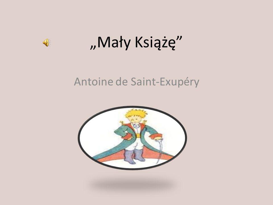 Mały Książę Antoine de Saint-Exupéry