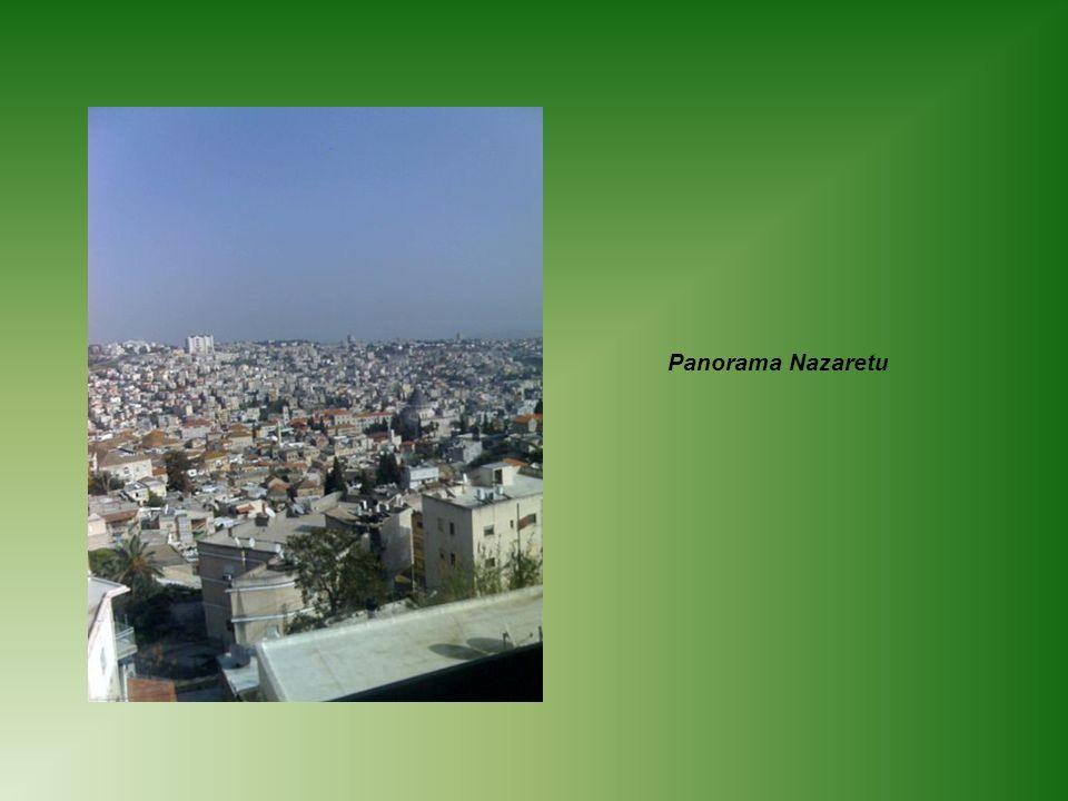 Panorama Nazaretu
