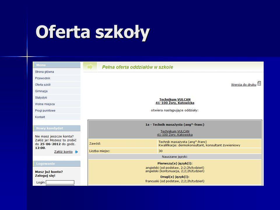 Kandydaci z terenu objętego naborem elektronicznym dostarczają tylko kopię świadectwa i zaświadczenia o wynikach egzaminu gimnazjalnego oznaczoną nr 1 do szkoły pierwszego wyboru w systemie naborowym!!.