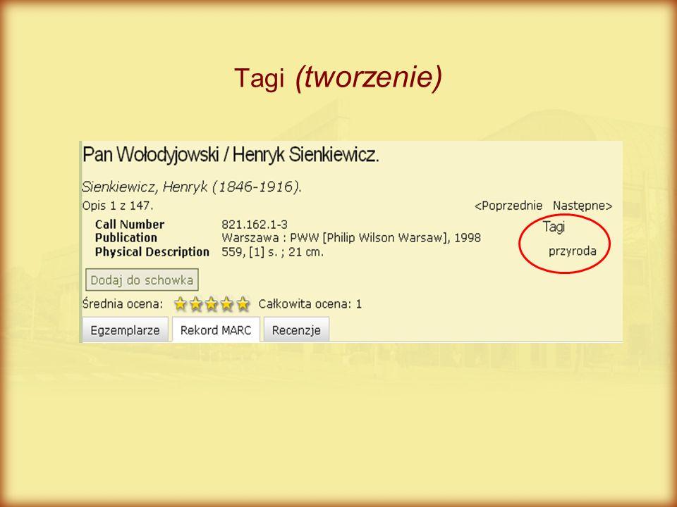 Tagi (wyszukiwanie)
