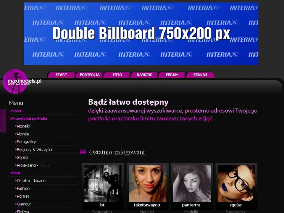 Sekcja Obserwowani Miesięczna liczba unikalnych użytkowników: 101 000* Miesięczna liczba odsłon: 1 000 500* Źródło: *Gemius Traffic Kwiecień 2010