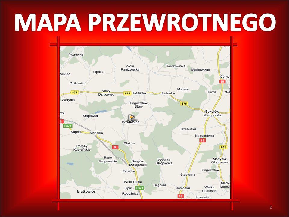 Przewrotne to duża wieś leżąca w południowo-wschodniej Polsce w województwie podkarpackim.