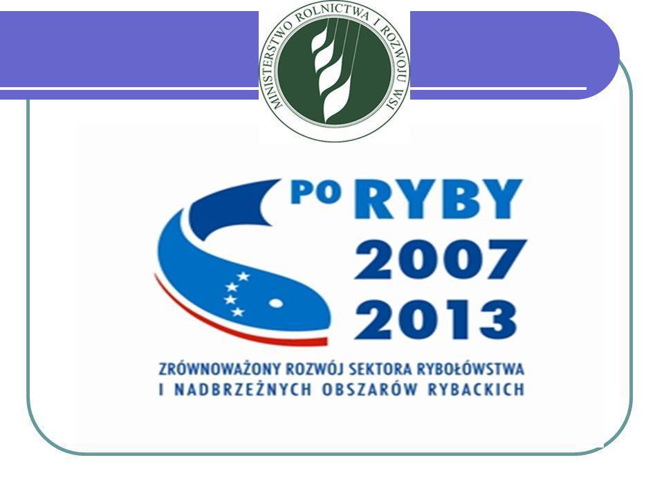 ZAŁOŻENIA OSI PRIORYTETOWEJ 4 ZRÓWNOWAŻONY ROZWÓJ OBSZARÓW ZALEŻNYCH OD RYBACTWA Programu Operacyjnego Zrównoważony rozwój sektora rybołówstwa i nadbrzeżnych obszarów rybackich 2007-2013 Listopad, 2009