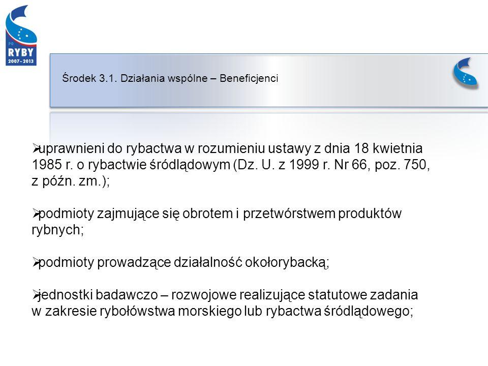 Środek 3.1.