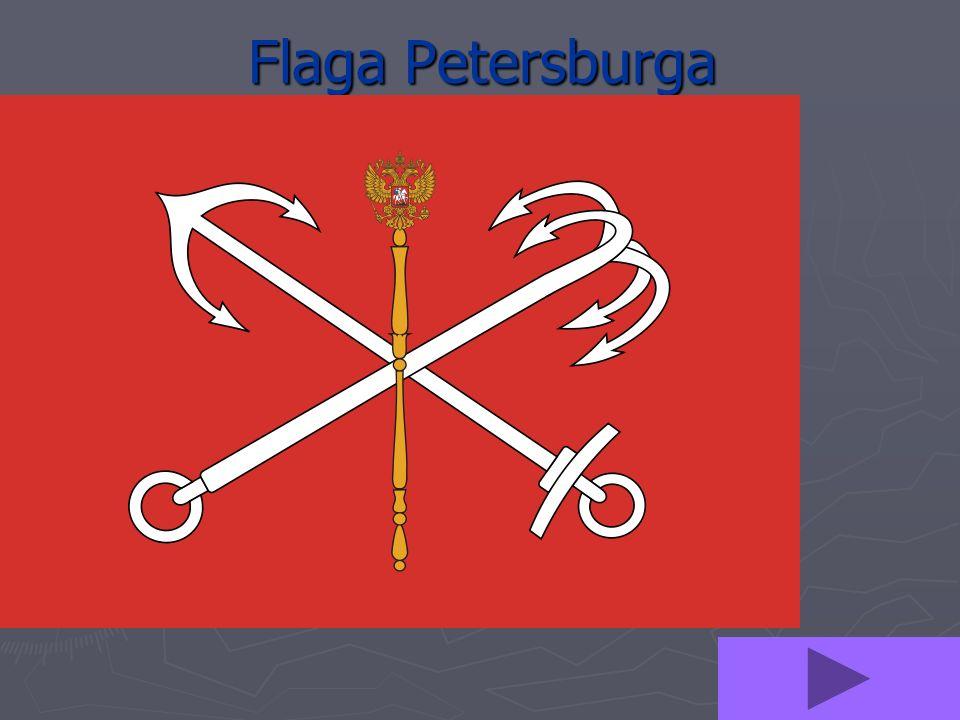 Flaga Petersburga