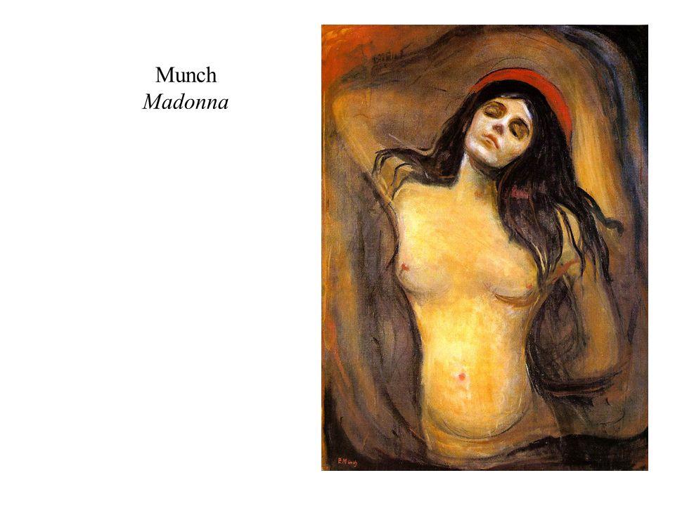 Munch Madonna
