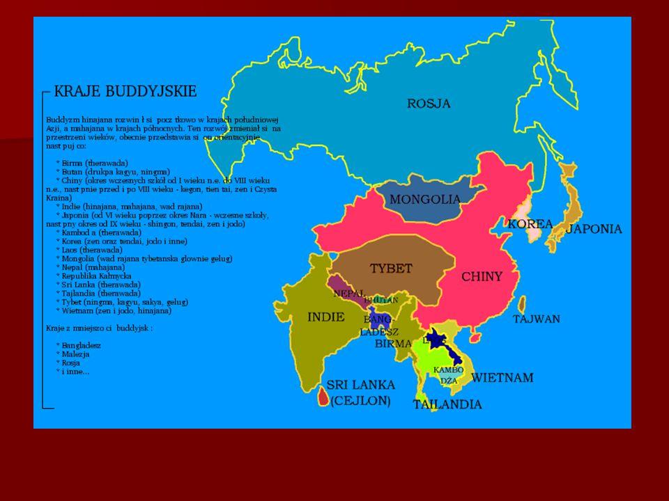 Twórca religii Założycielem Buddyzmu był Siddhārtha Gautama, który według legendy opuścił żonę, uciekł z domu i w ciągu kilku lat poznał życie ascetów bramińskich.