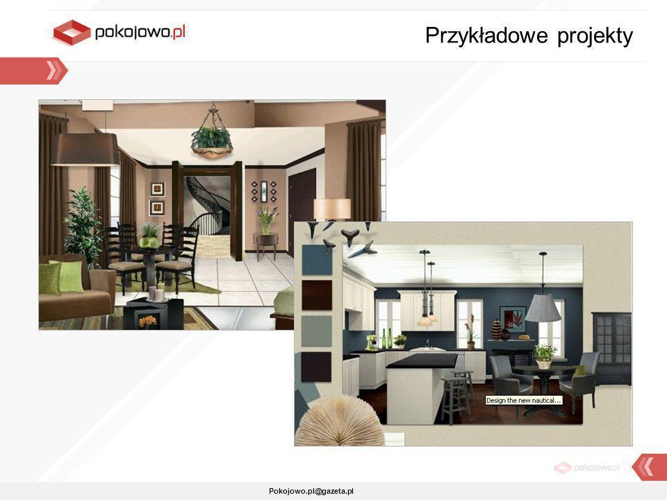 Pokojowo.pl@gazeta.pl Przykładowe projekty