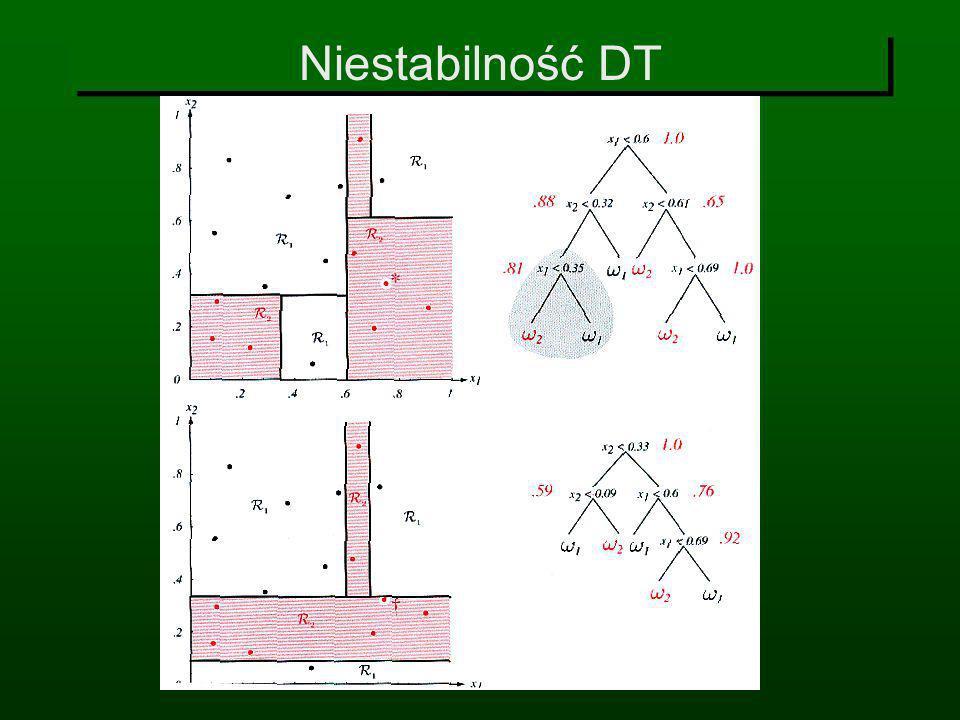 Niestabilność DT