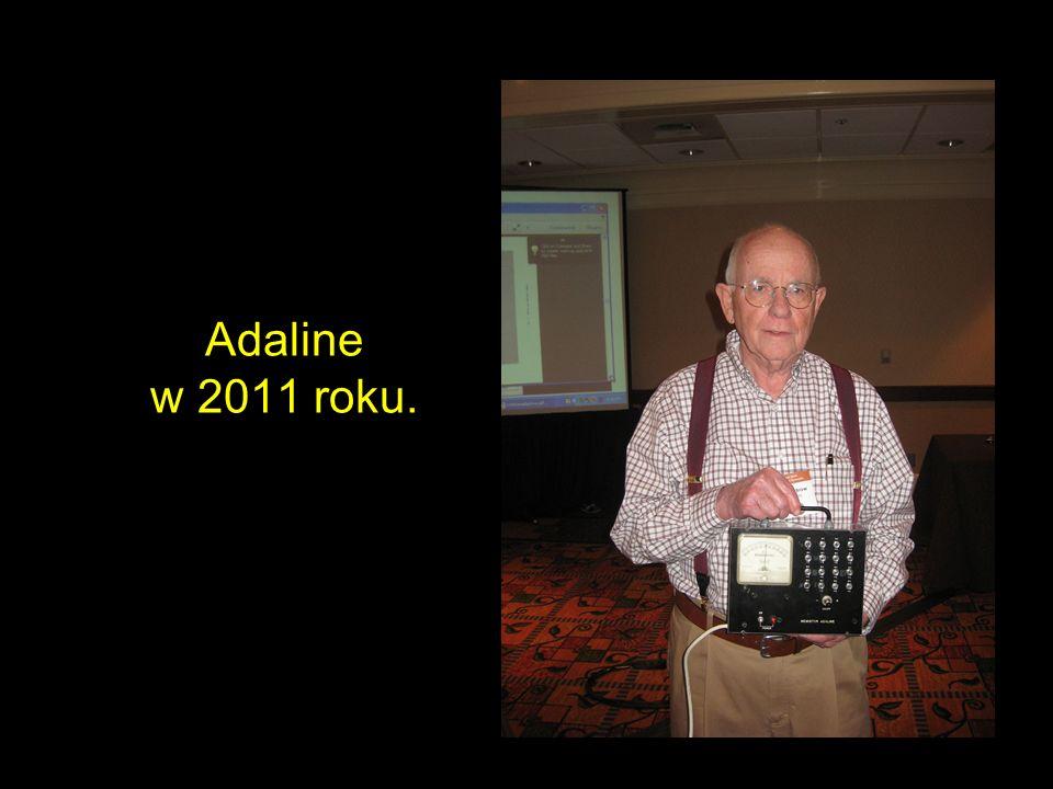 Adaline w 2011 roku.