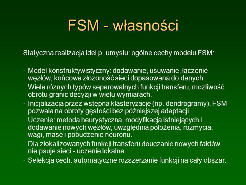 FSM - własności Statyczna realizacja idei p.