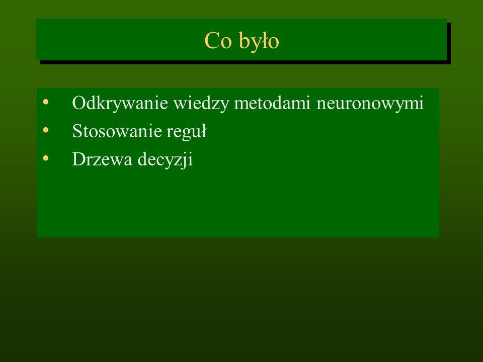 Własności (3) Nie wykrywa błędów w danych, np: D : BolekJasiuBolek ++- JasiuAleks Naukowiec HBolek Nie informuje, że jezyk H nie wystarcza by się nauczyć koncepcji.
