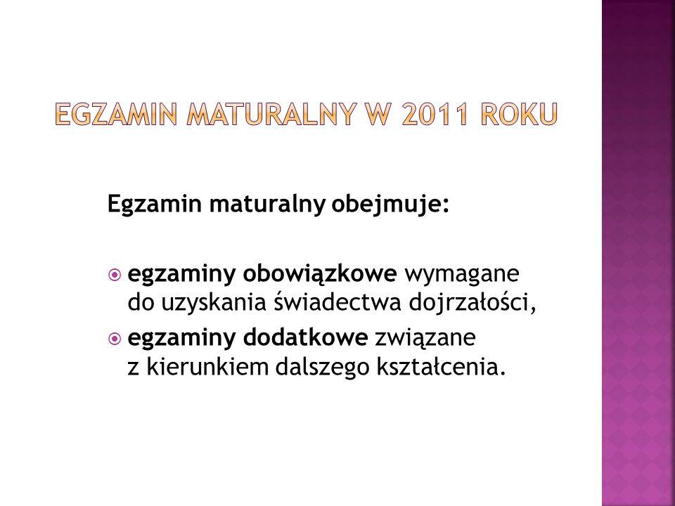 Szczegółowa informacja dotycząca sposobu dostosowania warunków i formy przeprowadzenia egzaminu maturalnego jest ogłoszona przez dyrektora CKE na stronie www.cke.edu.pl.