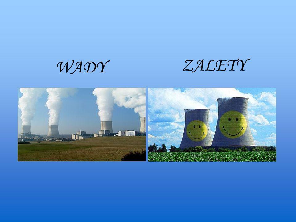Brak miejsca na składowanie odpadów promieniotwórczych, szkodliwych dla zdrowia ludzi i zwierząt oraz dla środowiska naturalnego znajdującego się wokół nas.