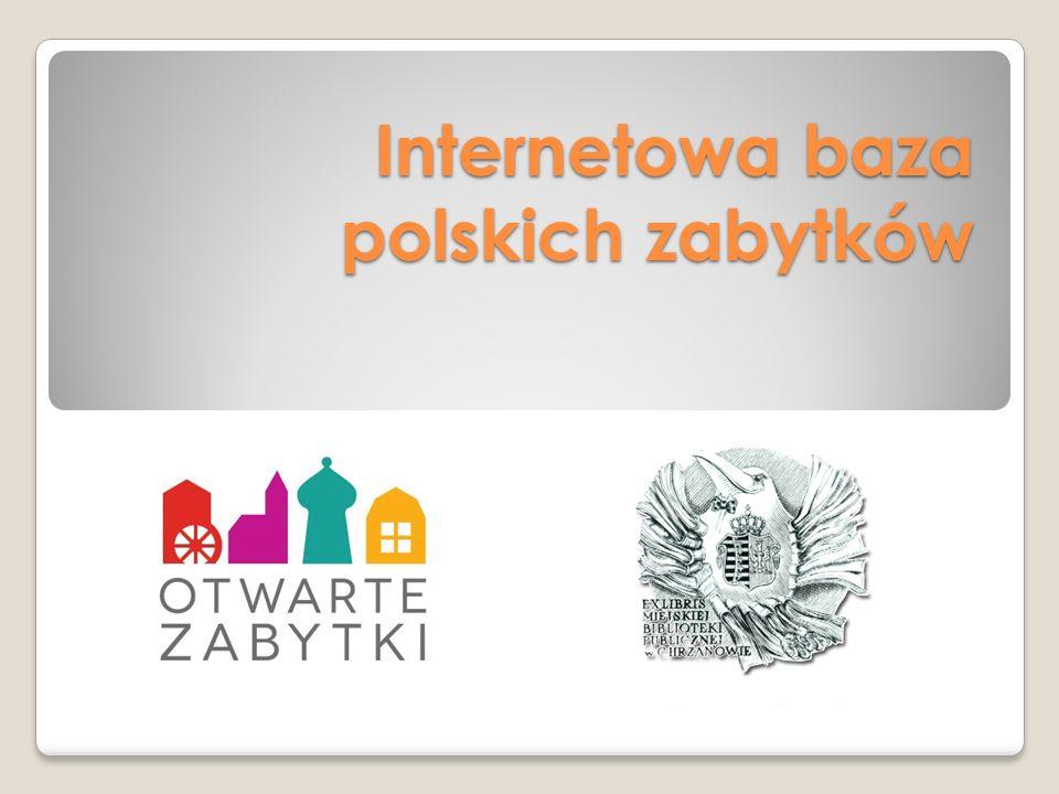 Internetowa baza polskich zabytków