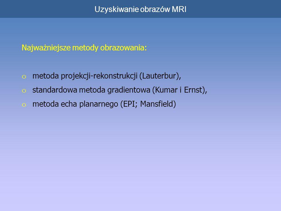 MRS mózgu szczura (9.4 T, rozdzielczość 0.025 ppm).