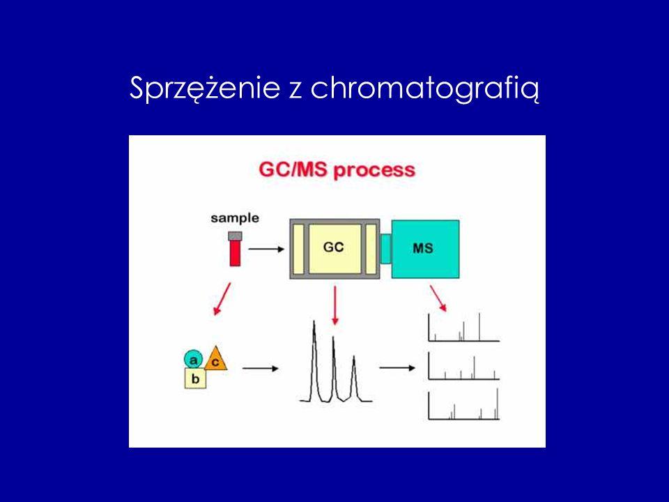 Sprzężenie z chromatografią