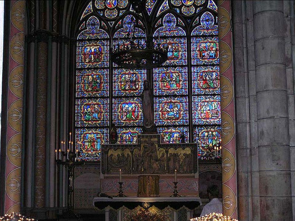 Ołtarz główny Pieta