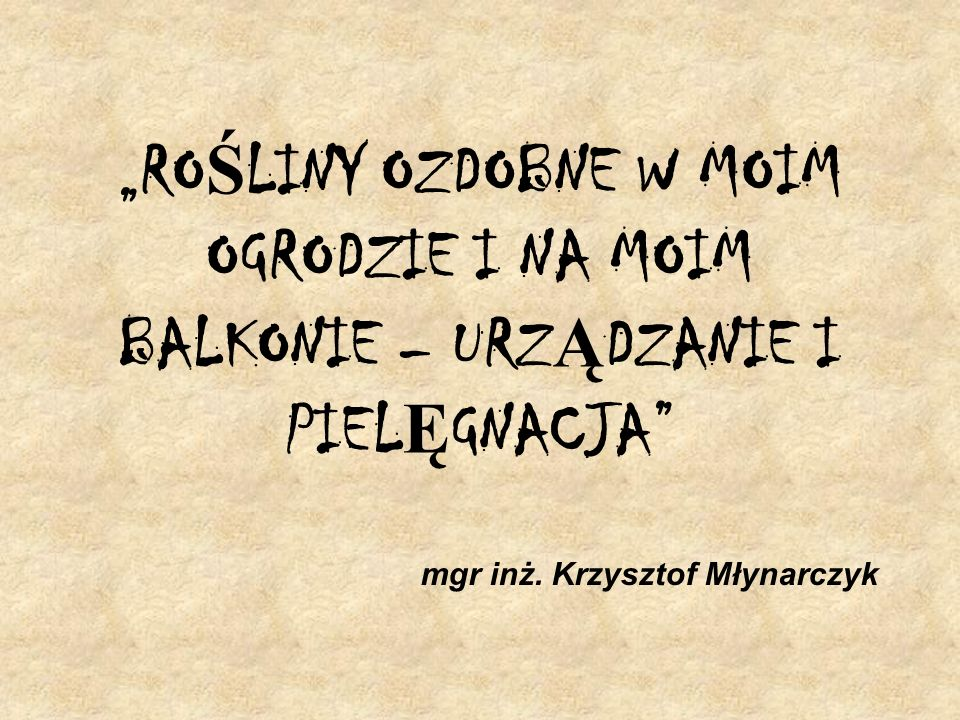 Fuzarioza - powojnik Fytoftoroza - różanecznik