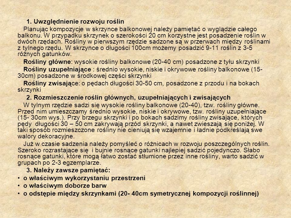 Rdza - pelargonia
