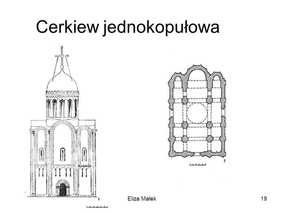 Eliza Małek19 Cerkiew jednokopułowa