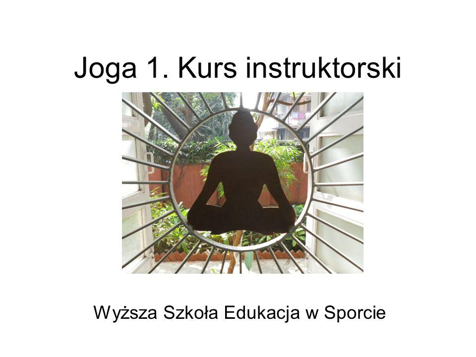 Praktyki wewnętrzne (sataranga) Dharana- praktyka koncentracji Dhyana- medytacja Samadhi- samoralizacja